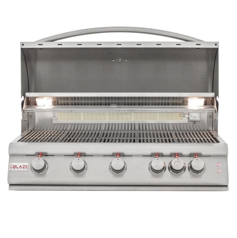 Blaze Grills: Gas and Charcoal