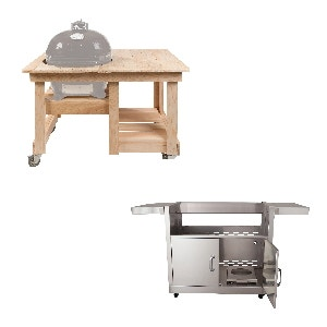 Grill Carts & Tables