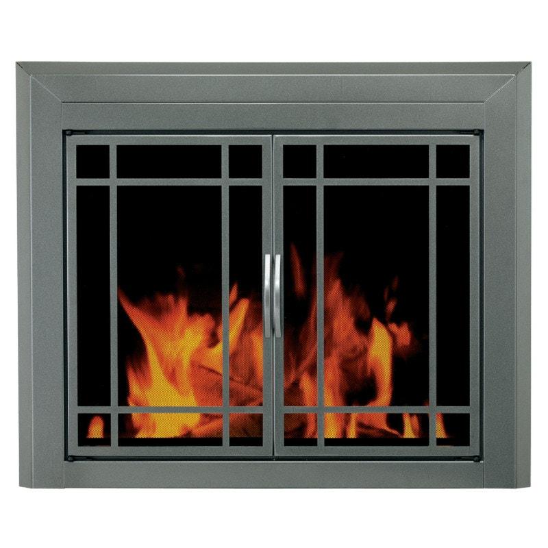 Fireplace Screens & Doors