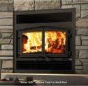 Osburn Wood Burning Fireplace