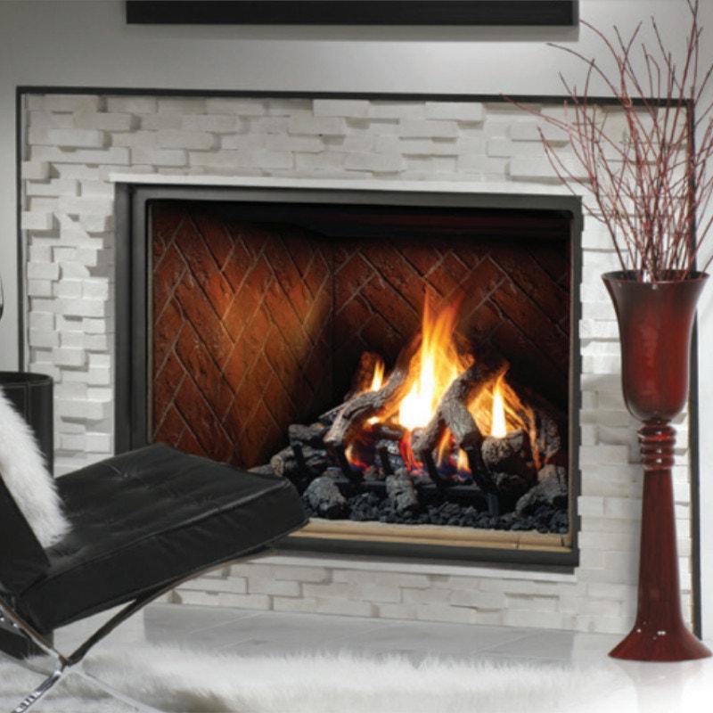Wood Framed Fireplaces