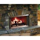 Majestic Montana 36-Inch Outdoor Wood Burning Fireplace- MONTANA-36