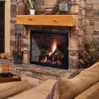 Majestic 36-Inch Biltmore Wood Burning Fireplace- SB60