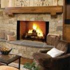 Majestic 42-Inch Biltmore Wood Burning Fireplace- SB80