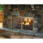 Majestic 42-Inch Villa Outdoor Gas Fireplace- ODVILLAG-42T