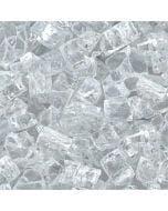 HPC 1/4 Inch Starfire Fire Glass - 10 Pounds - FPGLSTARFIRE