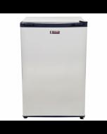 Lion Refrigerator 4.5 Cubic Ft Stainless Steel Front Door