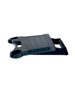 Broilmaster Black Solid Surface Shelf With Black Mounting Bracket - SKFPB2