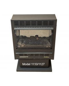 Buck Stove Model 1110 Vent Free Gas Stove Or Fireplace