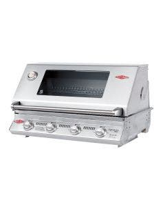 Beefeater Premium Signature S3000S Series - 4 Burner Stainless Steel Built-In Grill - 12840S