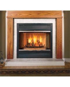 Majestic 36-Inch Soverign Wood Fireplace- SA36