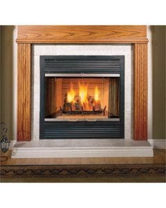 Majestic 42-Inch Sovereign Wood Burning Fireplace- SA42