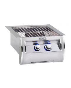Fire Magic Echelon Diamond Power Burner With Stainless Steel Grids- Natural Gas -19-5B1P-0