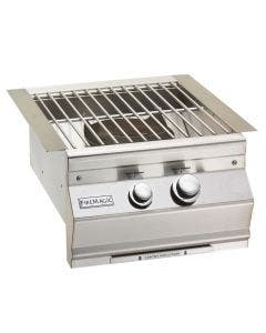 Fire Magic Aurora Power Burner With Stainless Steel Grids Natural Gas -19-7B1P-0