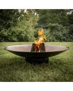 Vulcan Wood Burning Fire Pit