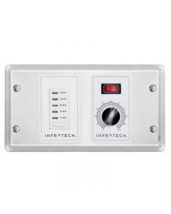 Infratech 1 Zone Analog Control With Digital Timer