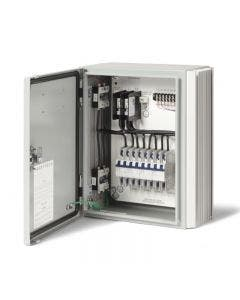 Infratech 4 Relay Panel - Requires Analog Control