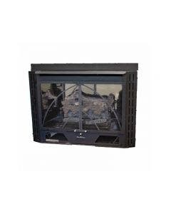 Buck Stove Model 34ZC Vent Free Gas Fireplace Or Insert - Contemporary - 9