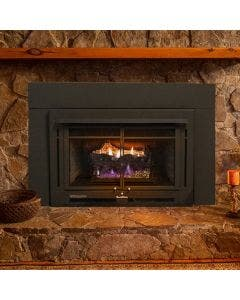 Buck Stove Model 34ZC Vent Free Gas Fireplace Or Insert- Manhattan