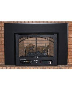 Buck Stove Model 384 Vent Free Gas Fireplace