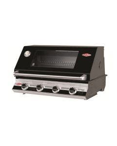 Beefeater Signature S3000E Series - 4 Burner Black Built-In Grill - 19942