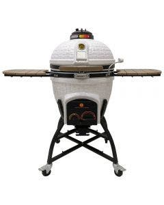 Icon XR402 Deluxe Kamado Grill In White Or Black