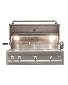 Artisan Professional 42-Inch 3-Burner Built-In Gas Grill With Rotisserie - ARTP-42
