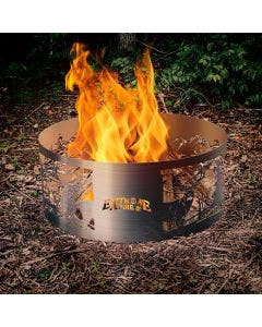 """Extreme Fire """"Outdoor Paradise"""" Steel Fire Ring - 50006"""