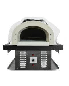 Chicago Brick Oven 750 Dual Fuel Residential DIY Pizza Oven Kit - CBO-O-KIT-750-HYB-Residential