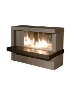 American Fyre Designs Manhattan Outdoor Fireplace
