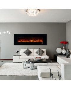 Modern Flames Ambiance CLX2 80 Inch Electric Fireplace- AL80CLX2-G