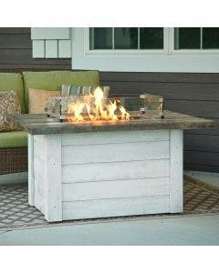 The Outdoor Greatroom Alcott Gas Fire Pit Table - ALC-1224