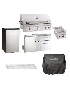 AOG 6-Piece 36-Inch Grill Kitchen Package
