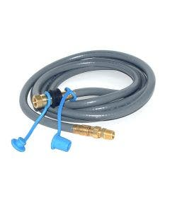 Broilmaster 12 Foot Natural Gas Quick Disconnect Hose - NG12