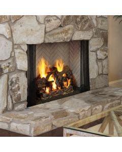 Majestic Ashland 36-Inch Wood Burning Fireplace- ASH36