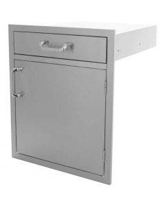 BBQ Direct Universal 21-Inch Access Door & Drawer Combo