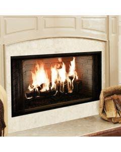 Majestic 42-Inch Royalton Wood Burning Fireplace- BE42