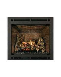 Breckwell Small Direct Vent Fireplace Insert - BH2613I