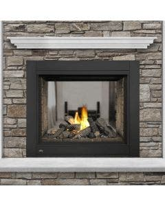 Napoleon Ascent See Through Gas Fireplace - BHD4