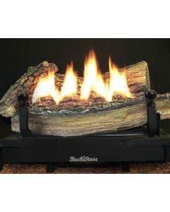 Buck Stove Vent Free Gas Log Set - CR8T