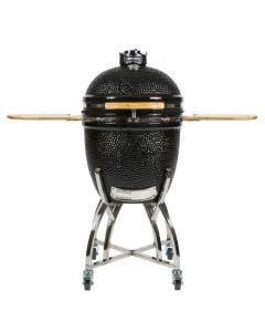 Coyote Asado Ceramic Freestanding Kamado Grill - C1CHCS-FS - With Cart