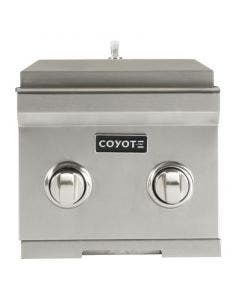 Coyote Built-In Gas Double Side Burner - C1DB