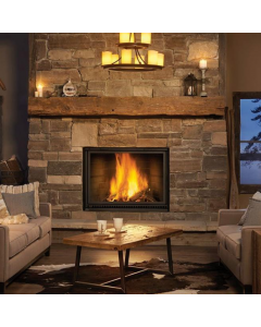 Napoleon High Country 8000 Wood Burning Fireplace - NZ8000