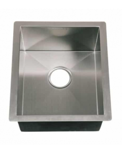 Coyote 16 X 18 Outdoor Rated Drop In Stainless Steel Sink With Drain Plug - C1SINK1618