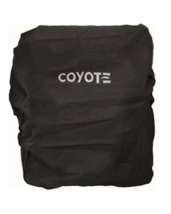 Coyote Vinyl Cover For Built-In Double Side Burners - CCVRDB-BI