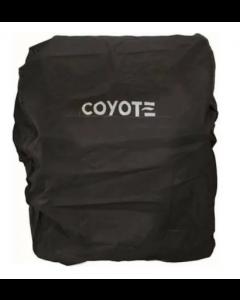 Coyote Vinyl Cover For Built-In Single Side Burners - CCVRSB-BI