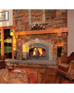 Napoleon High Country 6000 Wood Burning Fireplace - NZ6000-1