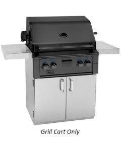 Summerset Fully Assembled Deluxe Grill Cart For 30-Inch Alturi Grills - CARTALT30