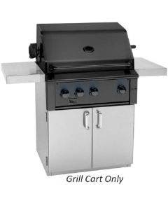 Summerset Fully Assembled Deluxe Grill Cart For 36-Inch Alturi Grills - CARTALT36