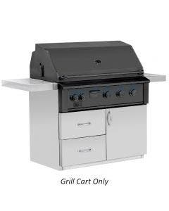 Summerset Fully Assembled Deluxe Grill Cart For 42-Inch Alturi Grills - CARTALT42